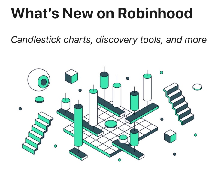Robinhood Adds Candlestick Charts, Analyst Ratings & More